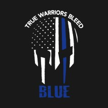 Warriors Bleed Blue